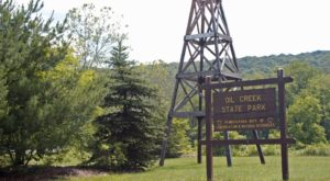 This Historic Park Near Pittsburgh Is One Of The Best Kept Secrets