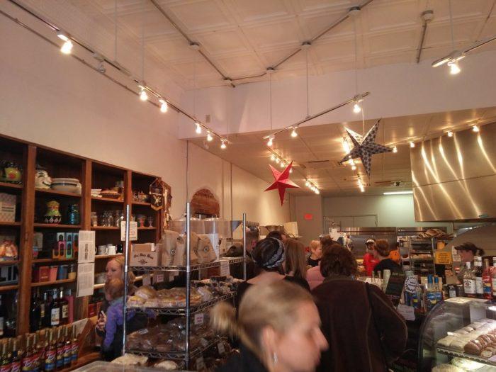 Mamie S Cafe Amp Bakery The Tiny Bakery In Pennsylvania