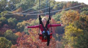This Canopy Tour In Missouri Is The Perfect Way To See The Fall Colors Like Never Before