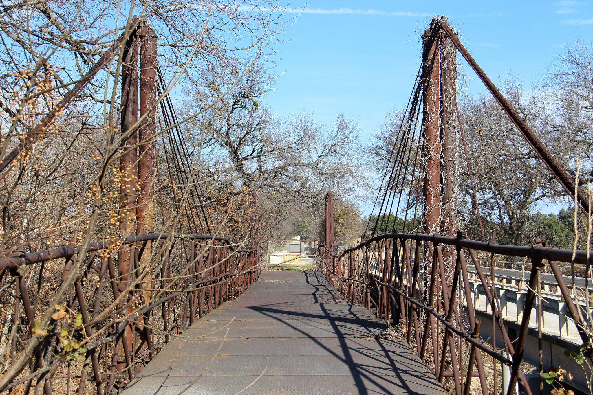 Bluff Dale Is Most Unique And Fascinating Bridge In Texas