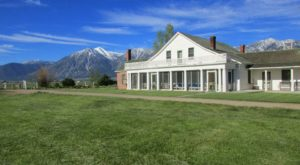 This Historic Park Is One Of Nevada's Best Kept Secrets
