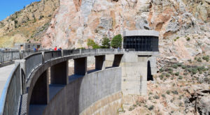 Most People Don't Know The Tragic History Of Wyoming's Most Famous Dam