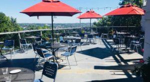The Hidden Restaurant In Cincinnati With Incredible Views And Even Better Food