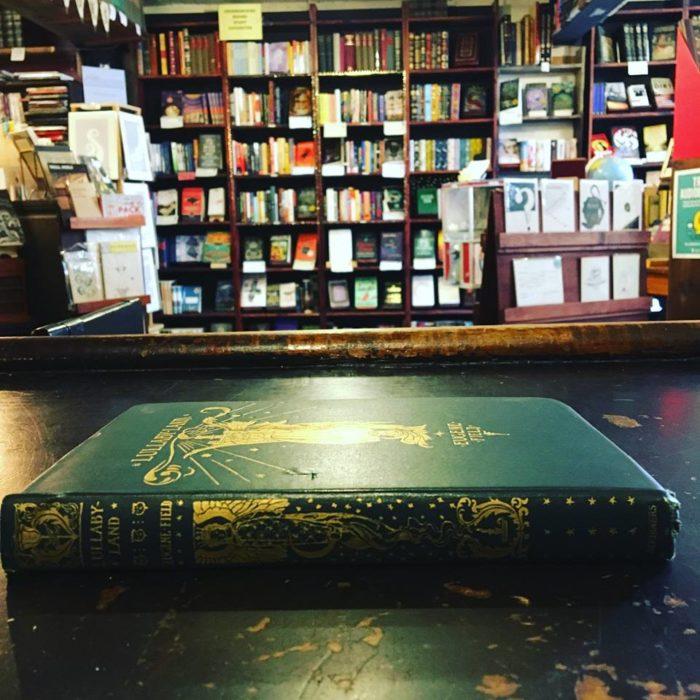 Underground Books Is Basement Of Used Books In Georgia
