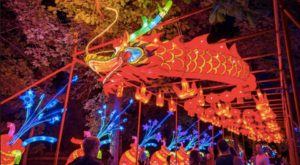 The Most Luminous Festival In New Mexico Is Downright Spellbinding
