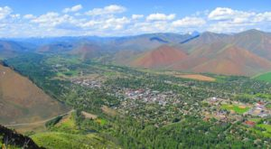 This Mountain Town Was Just Named The Most Underrated Place To Visit In Idaho
