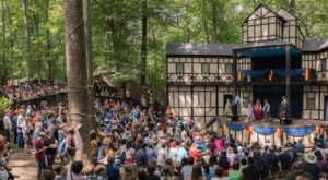 There's No Other Renaissance Festival In The World Quite Like This One Out East