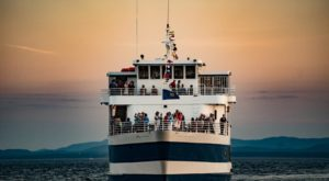 Take Leaf Peeping To A Whole New Level On This Vermont Fall Foliage Cruise
