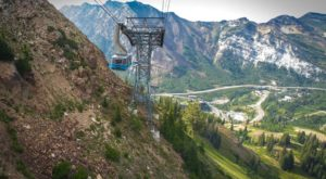 You'll Be At The Top Of The World At This Utah Event