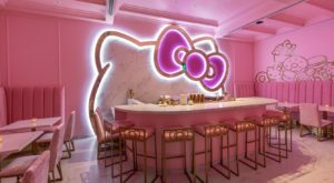 California's Newest Hello Kitty Cafe Is A Total Must-See