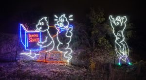 These Utah Halloween Holiday Lights Become Even More Charming Year After Year