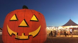 There's An Epic Halloween Town In Nevada That's Just Begging For A Visit