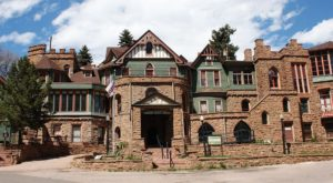 This Creepy Haunted Castle Tour In Colorado Is Not For The Faint Of Heart