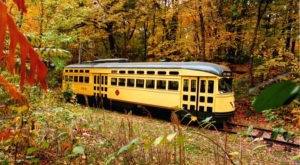 5 Ridiculously Charming Train Rides To Take In Minnesota This Fall