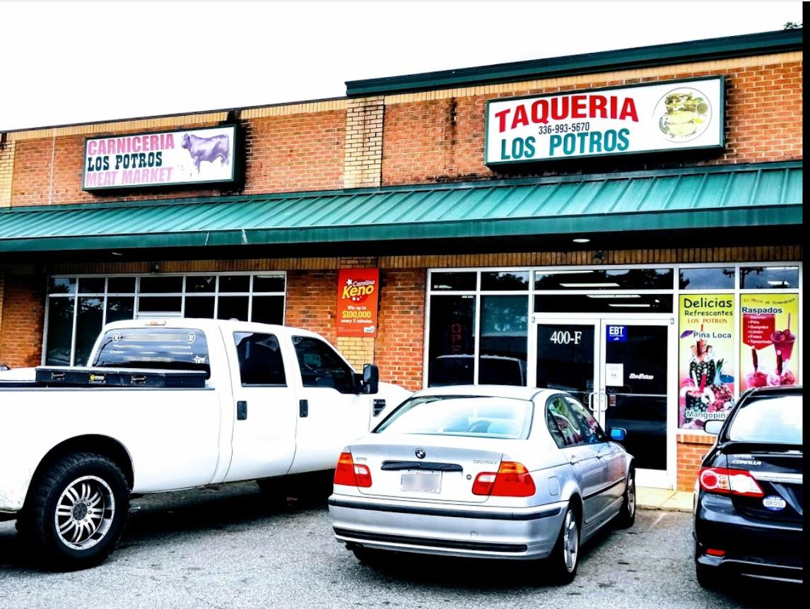 Los Potros Grocery And Taqueria Has The Best Tacos In North Carolina