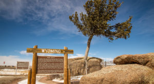 These 9 Weird Places In Wyoming Are As Strange As It Gets