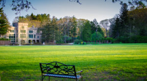 The Fairytale Park In Massachusetts Where You Can Explore A Castle