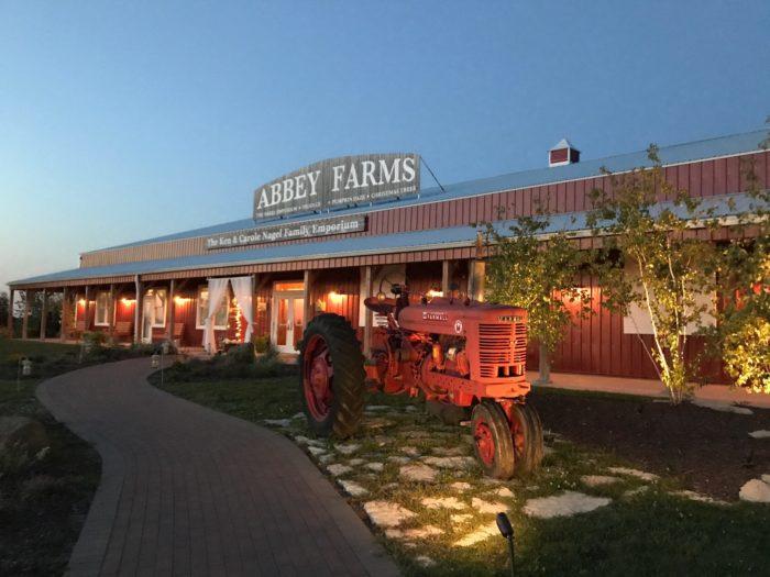 Abbey Farms In Aurora, Illinois Is The Best Pumpkin Farm