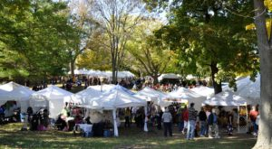 It's Not Officially Fall Until You Visit This Vintage Country Fair In Illinois