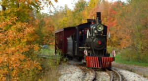 You'll Never Unsee The Horrors On This Indiana Ghost Train