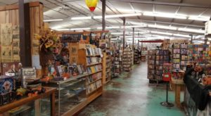 This Enormous Warehouse Of Used Books In Illinois Will Be Your New Favorite Destination