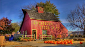 Nothing Says Fall In Kansas Quite Like A Trip To This One Of A Kind Cider Mill