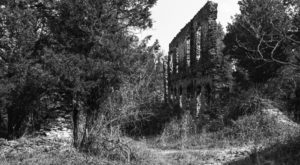 The One Creepy Ghost Town In New Jersey You Can Actually Visit… If You Dare