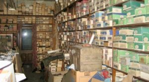 The Abandoned Vintage Shoe Store Where Everything Was Left Untouched