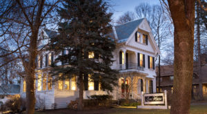 Once You Set Foot Inside This Beautiful Vermont Bed And Breakfast, You'll Never Want To Leave