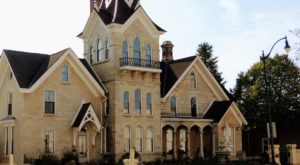 Inside This Historic Mansion Is One Of The Most Charming French Restaurants In Wisconsin