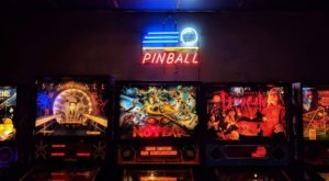 The New Bar In East Nashville That Has Rows And Rows Of Pinball Machines
