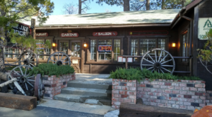 The Remote Cabin Restaurant In Southern California That Serves Up The Most Delicious Food