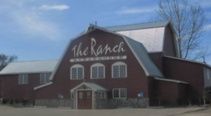 There's A Delicious Steakhouse Hiding Inside This Old North Dakota Barn That's Begging For A Visit