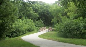 The Shady, Creekside Trail In Nebraska You'll Want To Hike Again And Again