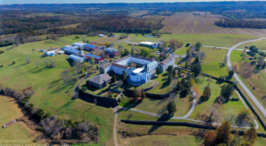 There's A Monastery Hidden In Kentucky And You'll Want To Visit