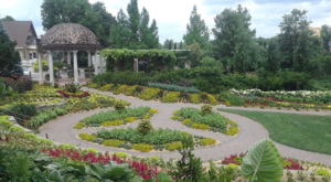 You Could Spend All Day In This Enchanting Nebraska Garden And Never Grow Tired