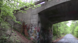 The Legend Of Virginia's Screaming Bridge Will Make Your Hair Stand On End