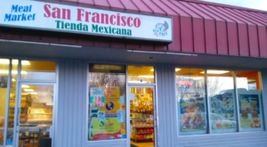 The Best Tacos In Oregon Are Tucked Inside This Unassuming Grocery Store