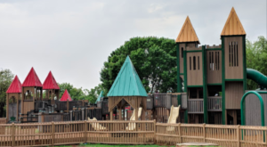 The Amazing Playground Fort In New Mexico That Will Bring Out The Child In Us All