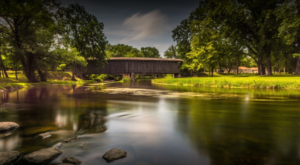 The Enchanting Covered Bridge Hike In Wisconsin That's Perfect For An Autumn Day