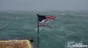 Watch As Hurricane Florence Approaches With This Incredible Live Feed