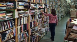 This Enormous Warehouse Of Used Books In Arkansas Will Be Your New Favorite Destination