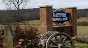 The Historical Park In Alabama Where You Can Take A Journey Back In Time