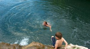 This Waterfall Gorge Swimming Hole In South Dakota Is So Hidden You'll Probably Have It All To Yourself