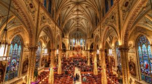 This Gorgeous Church Hiding In Cleveland Is Nothing Short Of Heavenly