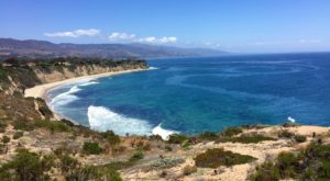 The Magnificent Nature Trail In Southern California That Leads To A Secluded Beach