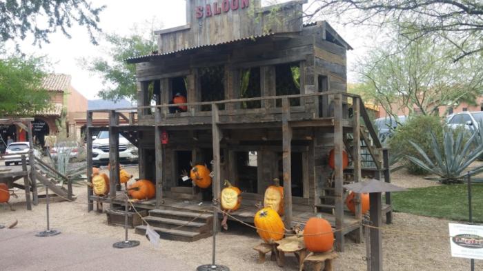 Enchanted Pumpkin Garden Is The Best Halloween Event In Arizona