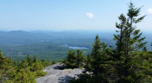 The Easy Trail In New Hampshire That Will Take You To The Top Of The World