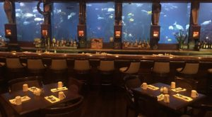 The Massive Aquarium At This Ocean-Themed Restaurant In Missouri Is A Sight To See