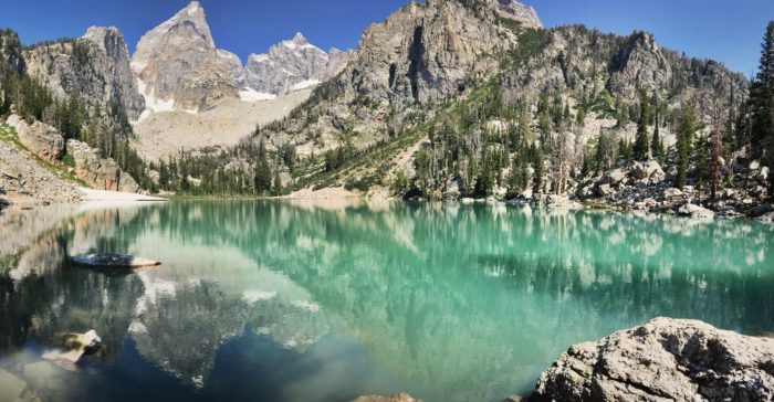 delta lake is wyoming s most magical destination
